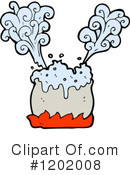 Pot Clipart #1202008 by lineartestpilot