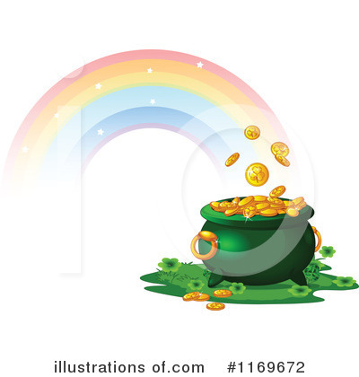 St Patricks Day Clipart #1169672 by Pushkin