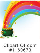 Pot Of Gold Clipart #1169673 by Pushkin