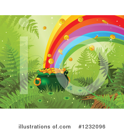 Rainbow Clipart #1232096 by Pushkin