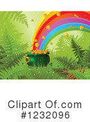 Pot Of Gold Clipart #1232096
