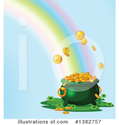 Rainbow Clipart #1382757 by Pushkin