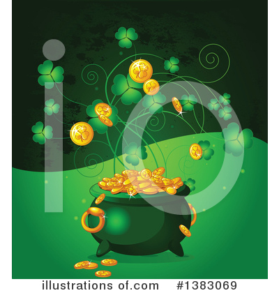 St Patricks Day Clipart #1383069 by Pushkin
