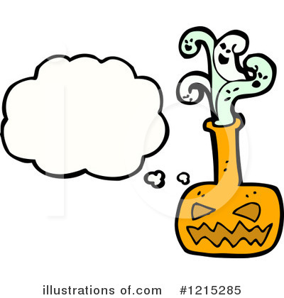 Jack-O-Lantern Clipart #1215285 by lineartestpilot