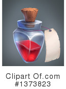 Royalty-Free (RF) Potion Clipart Illustration #1373823