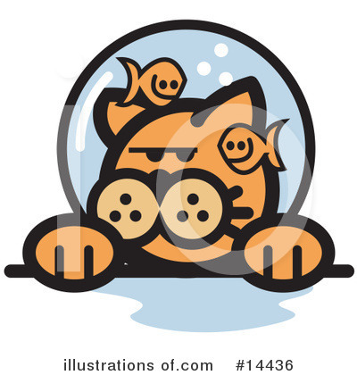 Cats Clipart #14436 by Andy Nortnik