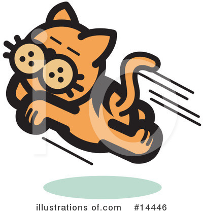 Cats Clipart #14446 by Andy Nortnik