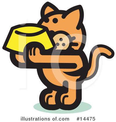 Cats Clipart #14475 by Andy Nortnik