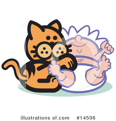 Cat Clipart #14506 by Andy Nortnik