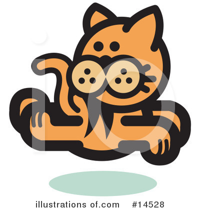 Cats Clipart #14528 by Andy Nortnik