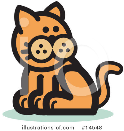 Cats Clipart #14548 by Andy Nortnik