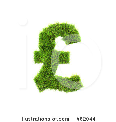 Royalty-Free (RF) Pound Symbol Clipart Illustration by chrisroll ...