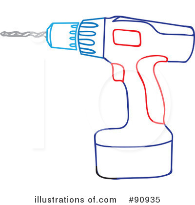 Drill Clipart Drill clipart illustration