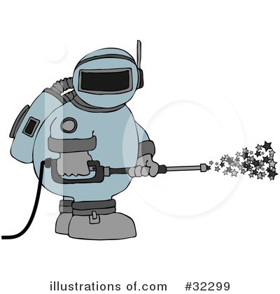 Pressure Washer Clipart #32299 by djart