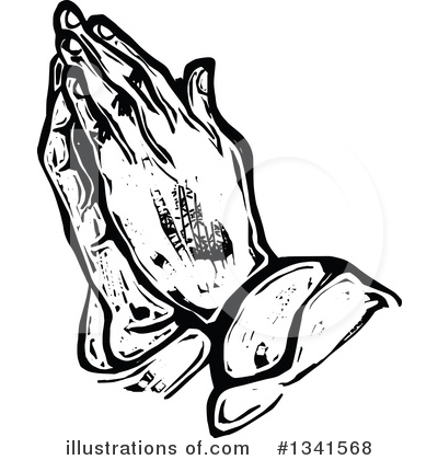 Prayer Clipart #1341568 by Prawny