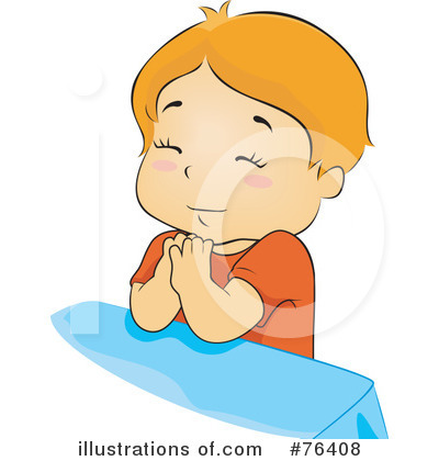Praying Clipart #76408 by BNP Design Studio