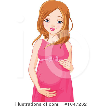 Pregnant Clipart #1047262 by Pushkin