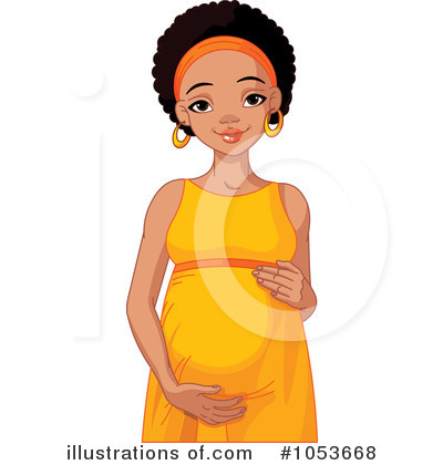 Pregnant Clipart #1053668 by Pushkin