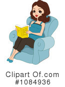 Pregnant Clipart #1084936 by BNP Design Studio
