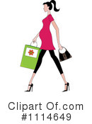 Pregnant Clipart #1114649 by Pams Clipart
