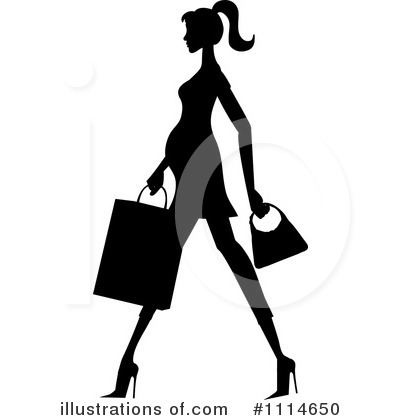Fashion Clipart #1114650 by Pams Clipart