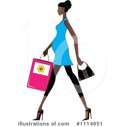 Fashion Clipart #1114651 by Pams Clipart
