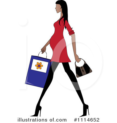 Fashion Clipart #1114652 by Pams Clipart