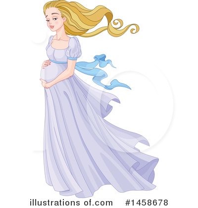 Pregnant Clipart #1458678 by Pushkin