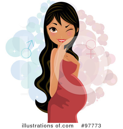 Gender Clipart #97773 by Melisende Vector