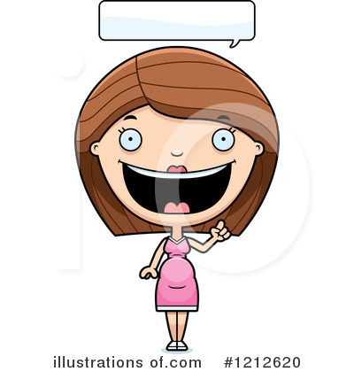 Mother Clipart #1212620 by Cory Thoman