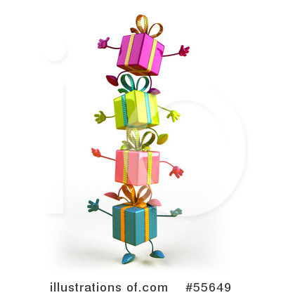 Gift Clipart #55649 by Julos