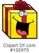 Present Clipart #102970 by Cory Thoman