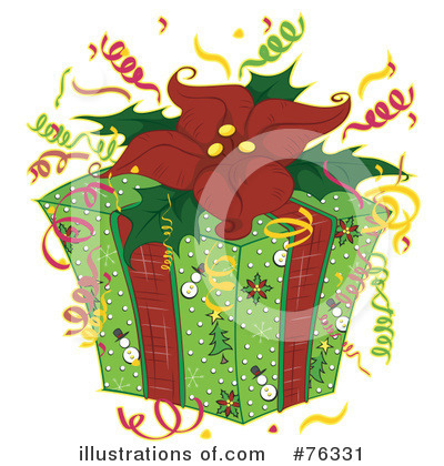 Christmas Present Clipart #76331 by BNP Design Studio