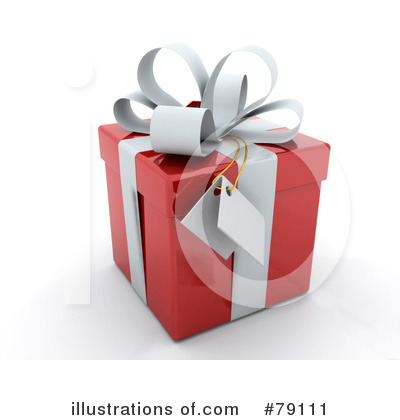Christmas Gift Clipart #79111 by KJ Pargeter