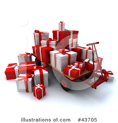 Christmas Clipart #43705 by Frank Boston
