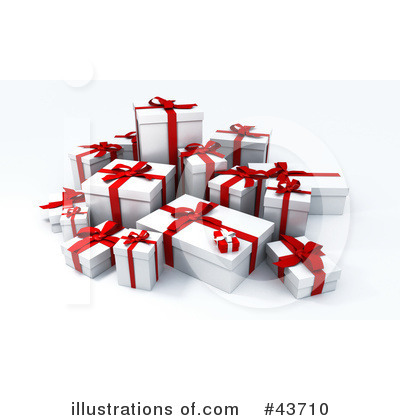 Christmas Clipart #43710 by Frank Boston