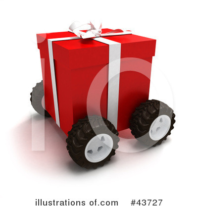 Christmas Clipart #43727 by Frank Boston