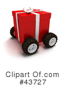 Presents Clipart #43727 by Frank Boston