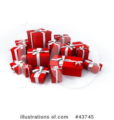Christmas Clipart #43745 by Frank Boston