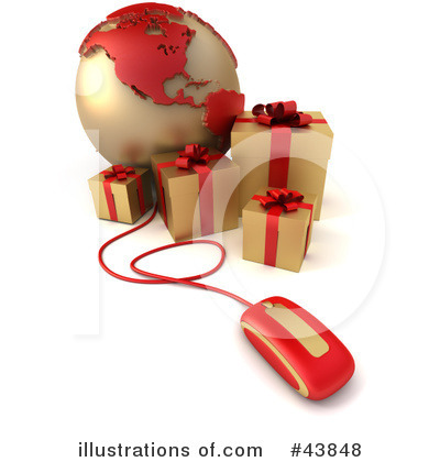 Christmas Clipart #43848 by Frank Boston