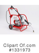 Pressure Washer Clipart #1331973