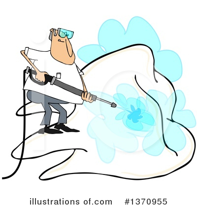 Pressure Washer Clipart #1370955 by djart