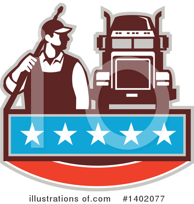 Pressure Washer Clipart #1402077 by patrimonio
