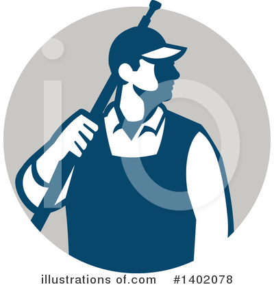 Pressure Washer Clipart #1402078 by patrimonio