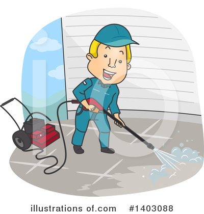 Cleaning Clipart #1403088 by BNP Design Studio