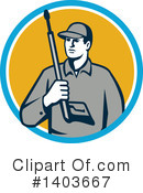 Pressure Washer Clipart #1403667