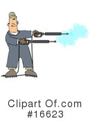 Pressure Washer Clipart #16623