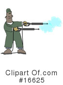 Pressure Washer Clipart #16625