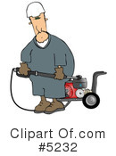 Pressure Washer Clipart #5232