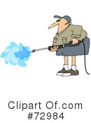 Pressure Washer Clipart #72984